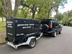 Generator Supply and Support