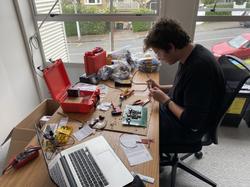 Building Underwater Robotics