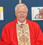 Former Pastors: Bishop Bergie Mass and Reception