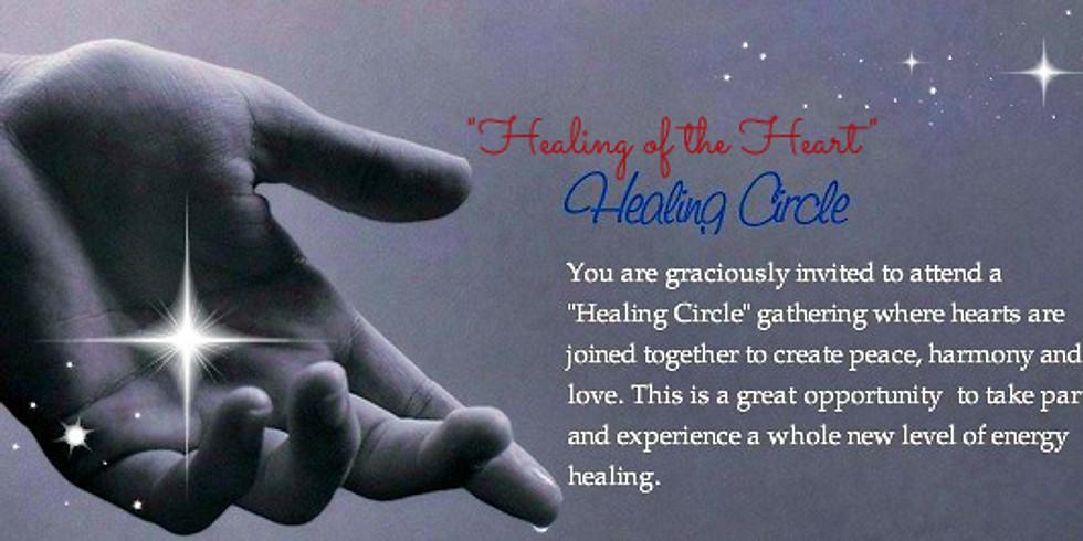 """Healing Circle - """"Healing of the Heart"""""""