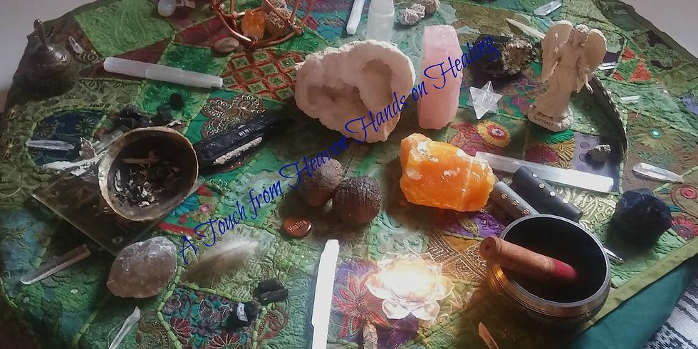 Crystal Healing Circle