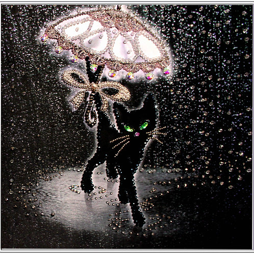 Соло под дождем
