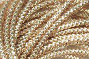 Труцал зигзаг (золото) 3мм