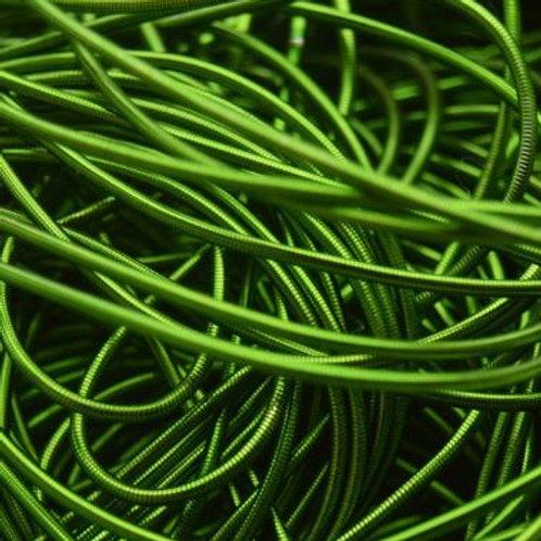 Канитель мягкая (зеленый) 1мм