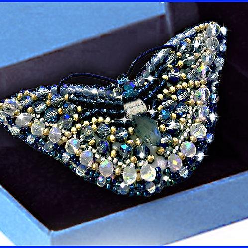 Бабочка Джинс
