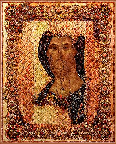Спаситель (Храмовая икона)