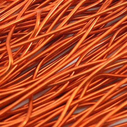 Канитель (цвет оранжевый) 1мм