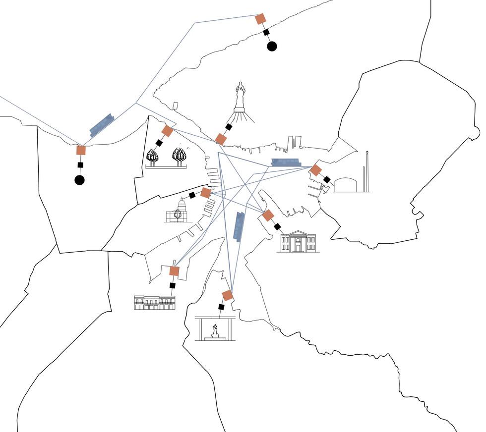 Ciudad Anclada (Anchor City)