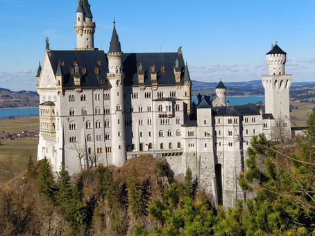 Munich Day 2 Neuschwanstein Castle & Lindahof Palace