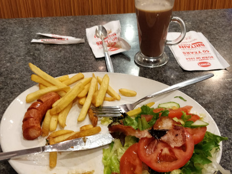 Wimpy disappointment