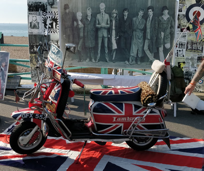 Bank holiday Mod day