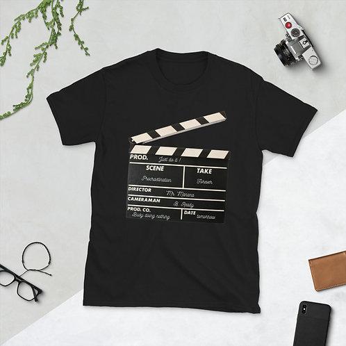 Motivation, Stop Procrastination, Just Do it!, Short-Sleeve Unisex T-Shirt