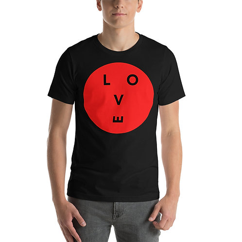 LOVE - Short-Sleeve Unisex T-Shirt