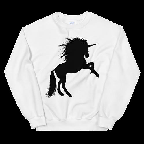Unicorn, Unisex Sweatshirt