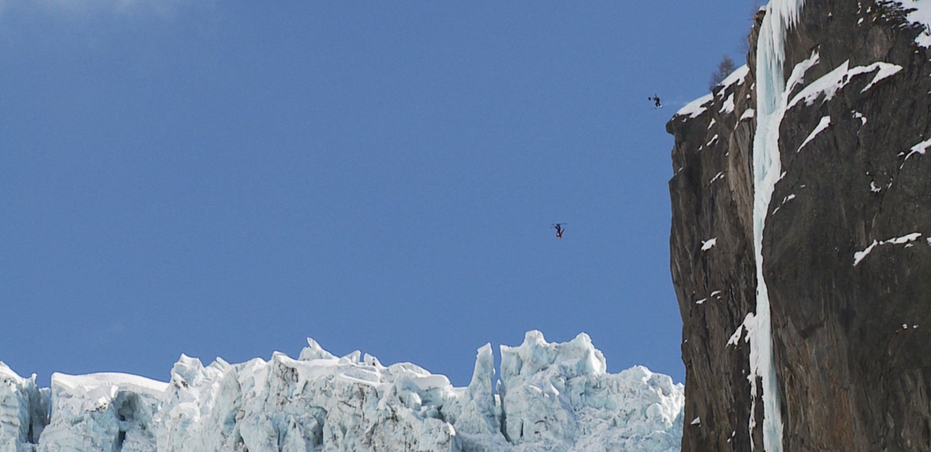 Ski-BASE Jump Double