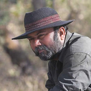 """Your host Neeraj pathania founder of India Travel Experience , wildlife camp """"Atulya kanchi Camps"""""""