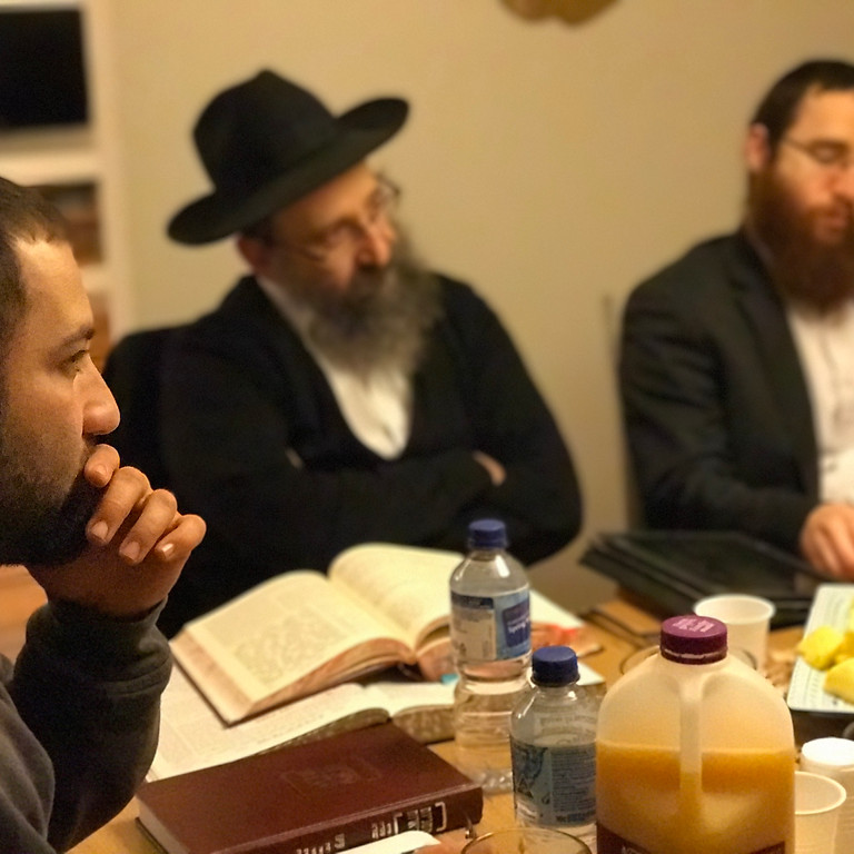 Hebrew Shiur
