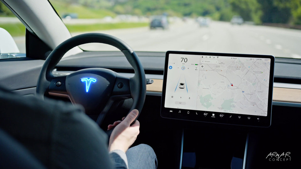TeslAR Autopilot