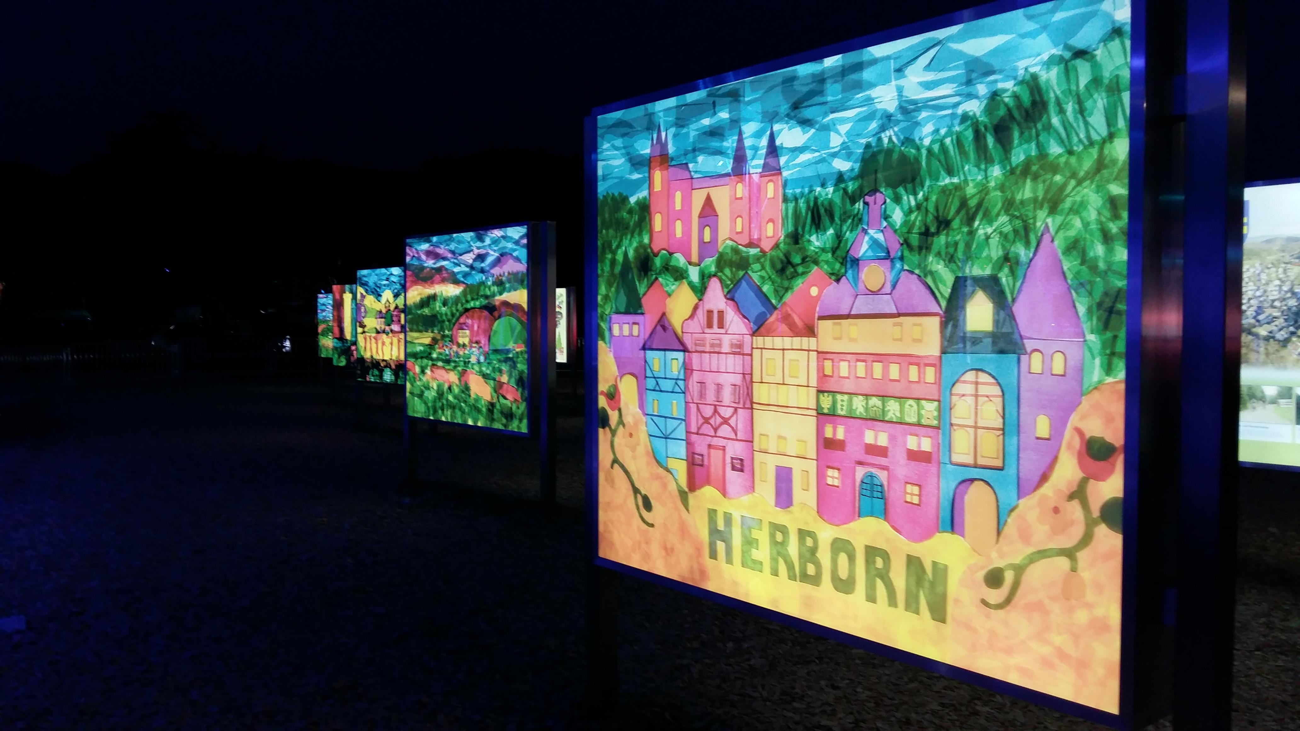 Lichtpromenade