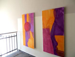 Video: Exhibition, Hotel Gutshof in Herborn