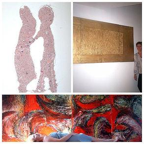 Modere Malerei, großformatige Bilder, Kunst direkt vom Künslter
