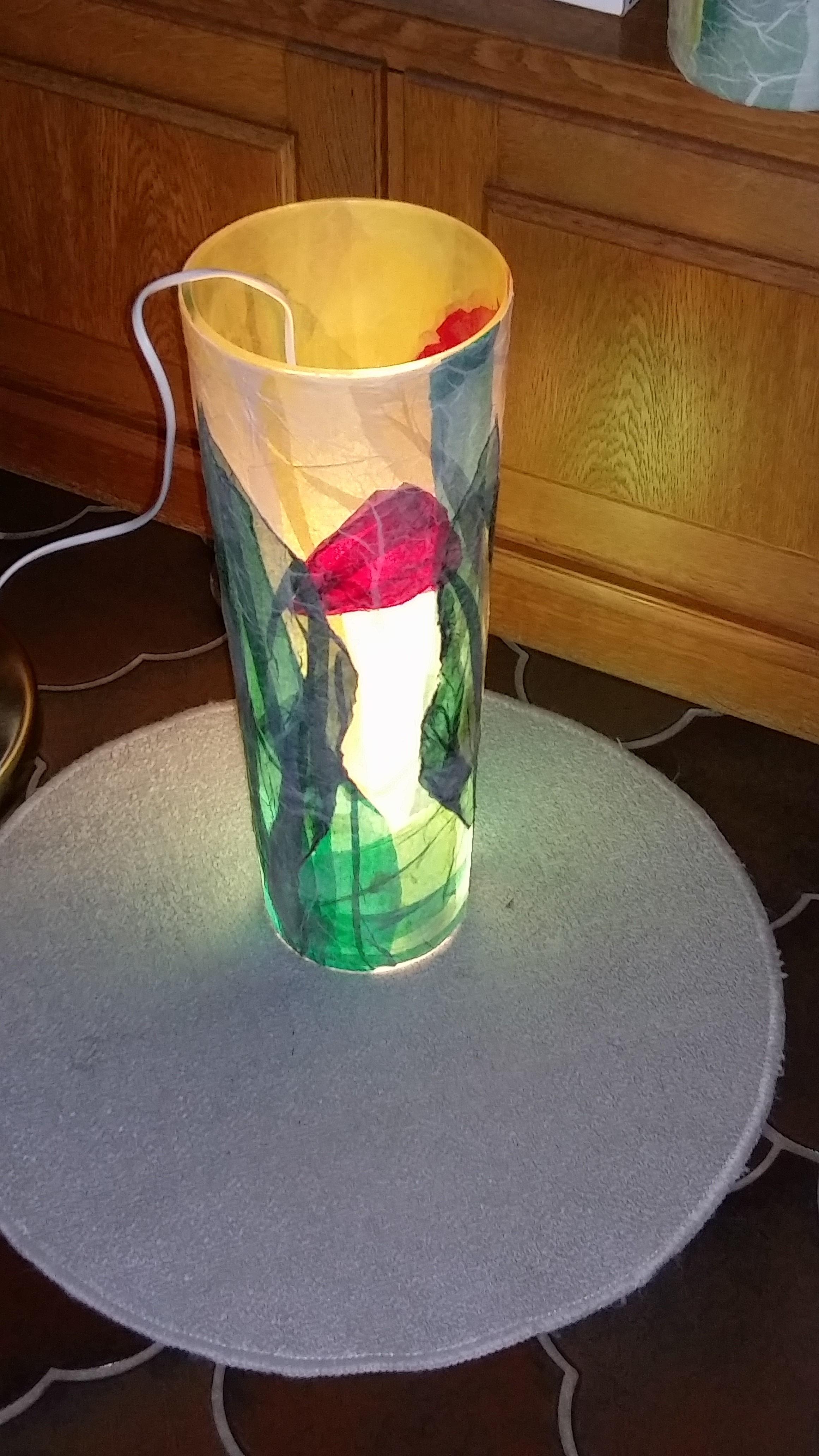 Vasen-Lampe