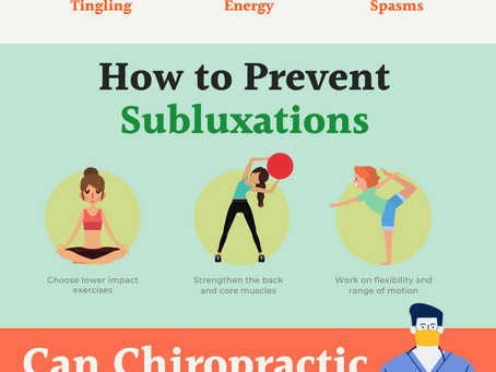 Subluxation Chiropractic Can Help