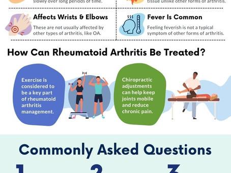 RHEUMATOID ARTHRITIS AND ADVANCED CHIROPRACTIC