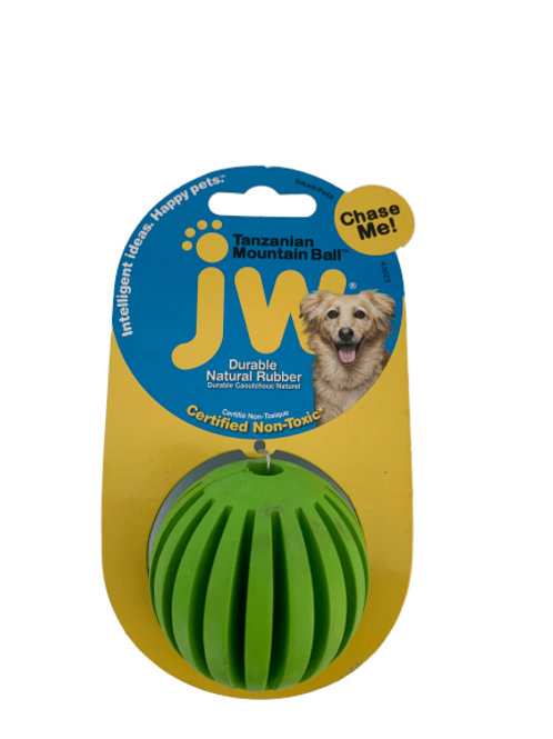 JW Mountain Ball Dog Toy