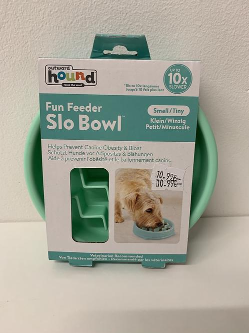 Outward Hound Fun Feeder Slo Bowl