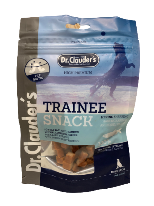 Dr. Clauder's Hering Trainee Snack