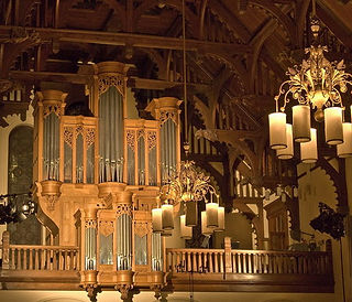 The French Classical Organ at Montreal