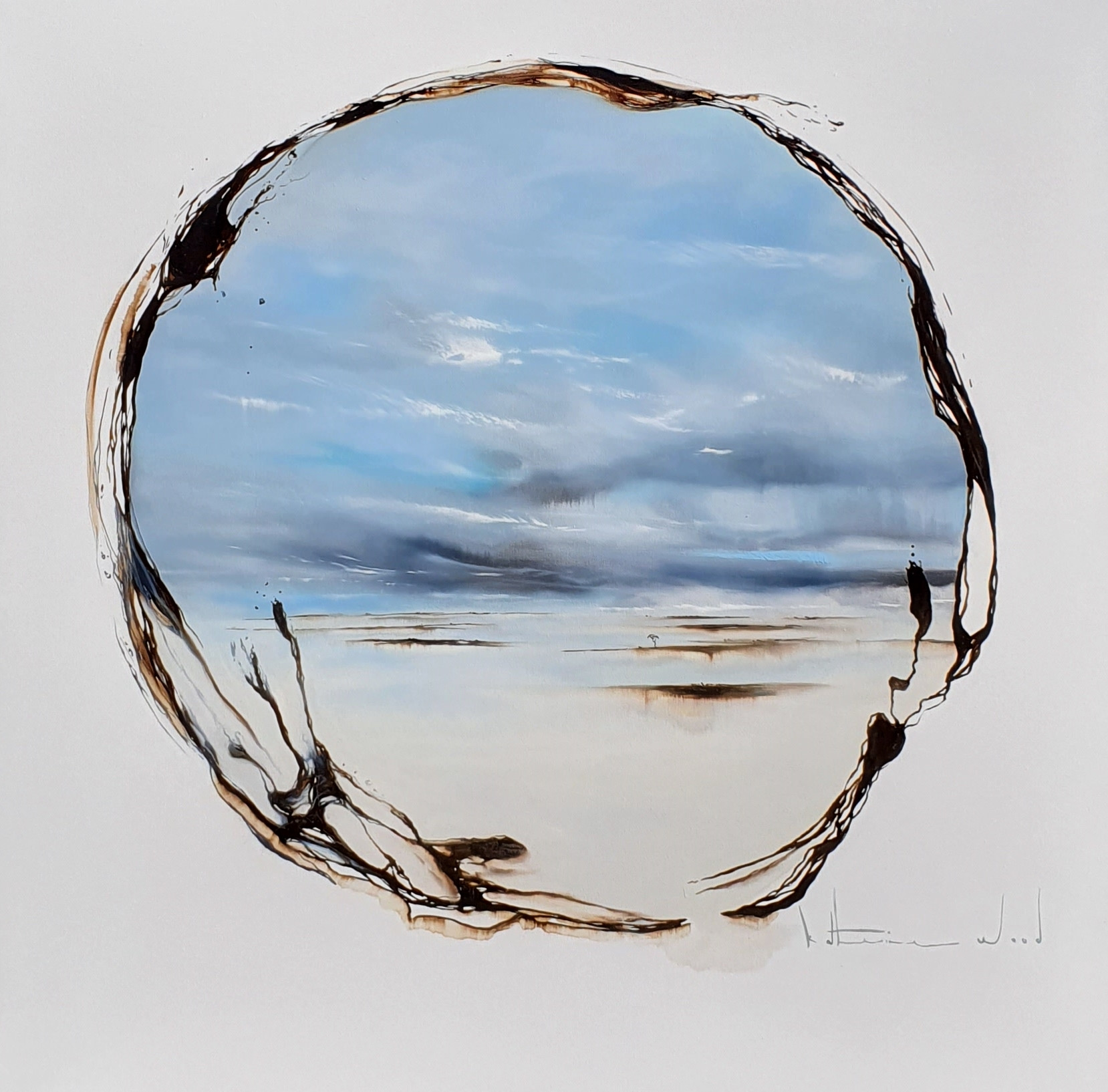 In The Stillness (Enso)