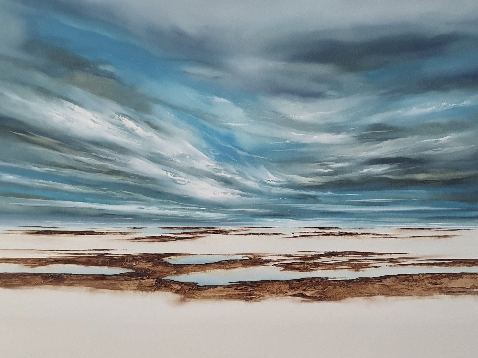 Tranquility In Motion (available through Jive Art in Noosa)