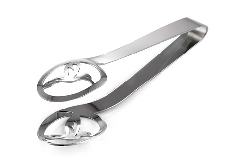 Carrol Boyes - Ice Tongs, Hummingbird