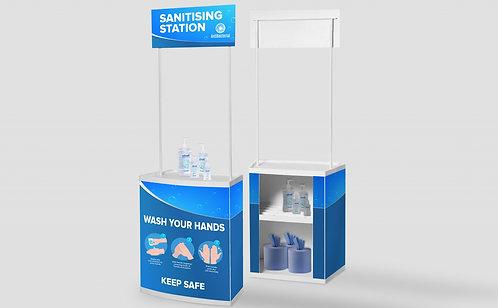 Hand Sanitising Stations COBO Chard