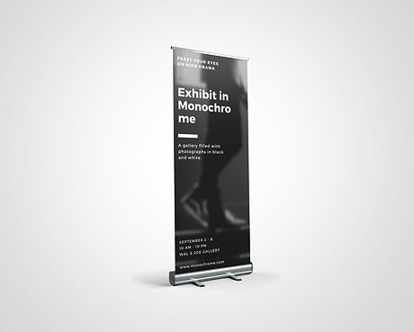COBO Roller Banners from £39