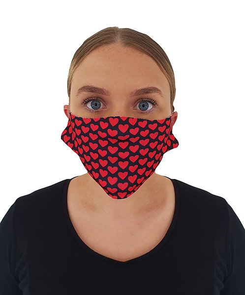 Patterned Face Covers from COBO Chard