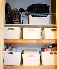 Laundry Room After Organize Right