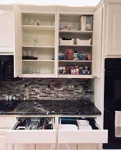 kitchen after Organize Right