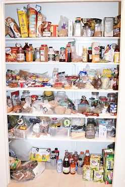 BEFORE pantry