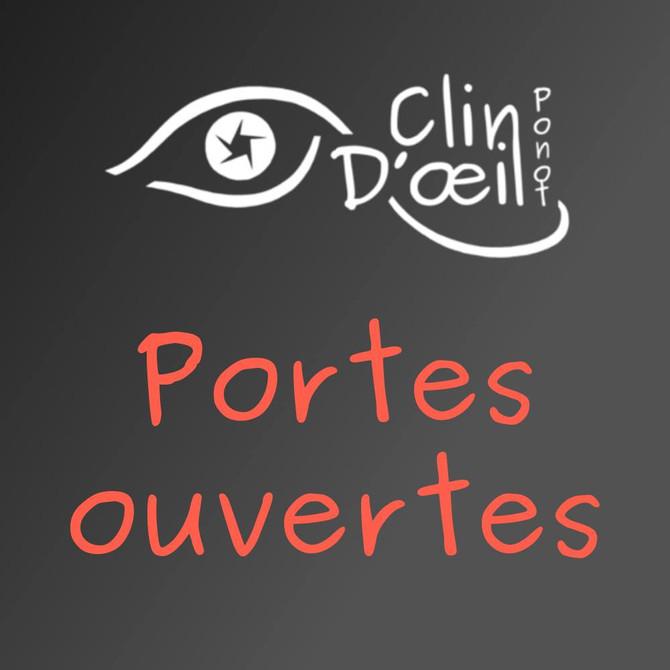 PORTES OUVERTES STUDIO PHOTOS