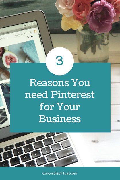 3 reasons you need pinterest for your bu