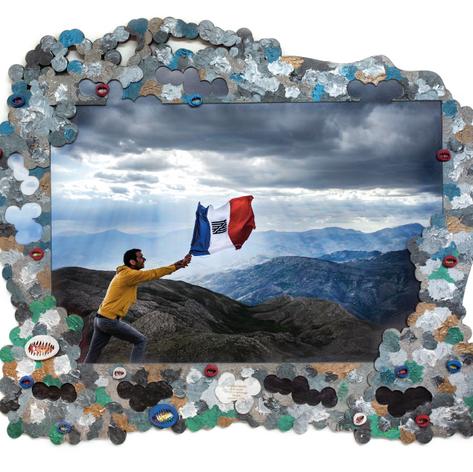 La nature chantant les louanges de l'Art contemporain français