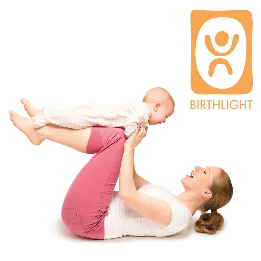 Birthlight Rückbildungskurs mit Baby