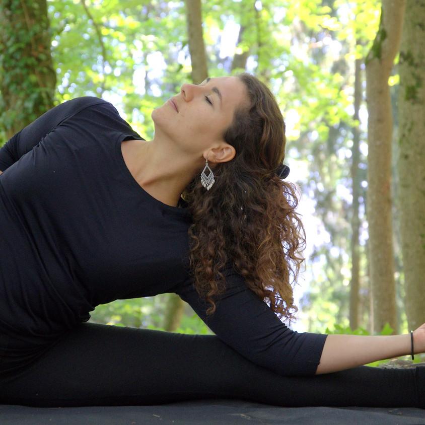 Happy Friday - entspannt und stressfrei ins Weekend Yoga