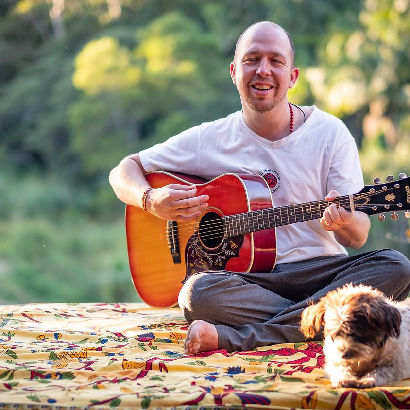 Kirtan singen mit Johannes Vogt keine Vorkenntnisse notwendig