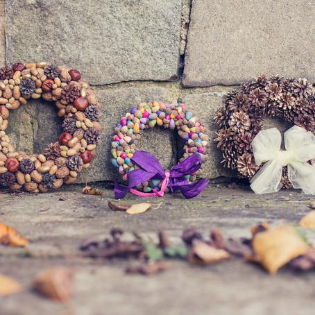 Podzimní věnce/Autumnal wreaths