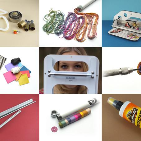 Nejoblíbenější nástroje/The most favourite tools