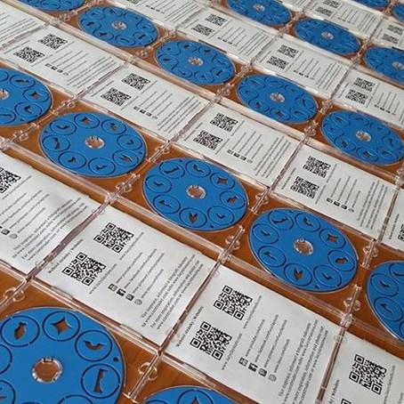 Ze zákulisí tvorby LC Disků/Behind designing of LC Discs
